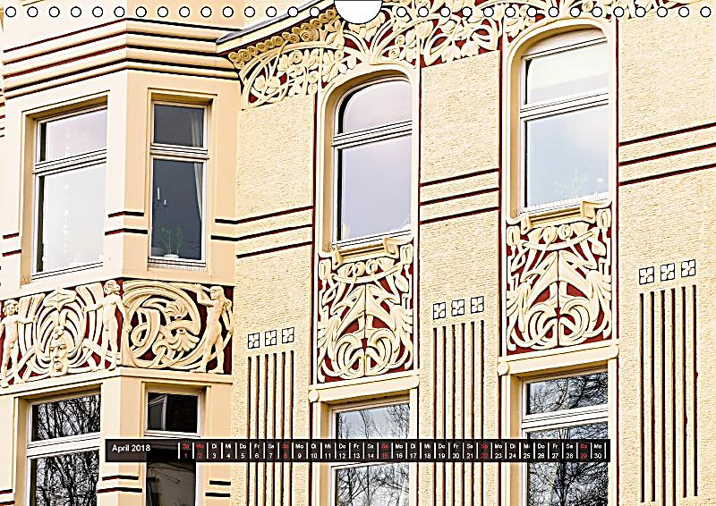 Jugendstil architektur ornamente wonach sich in for Architektur jugendstil