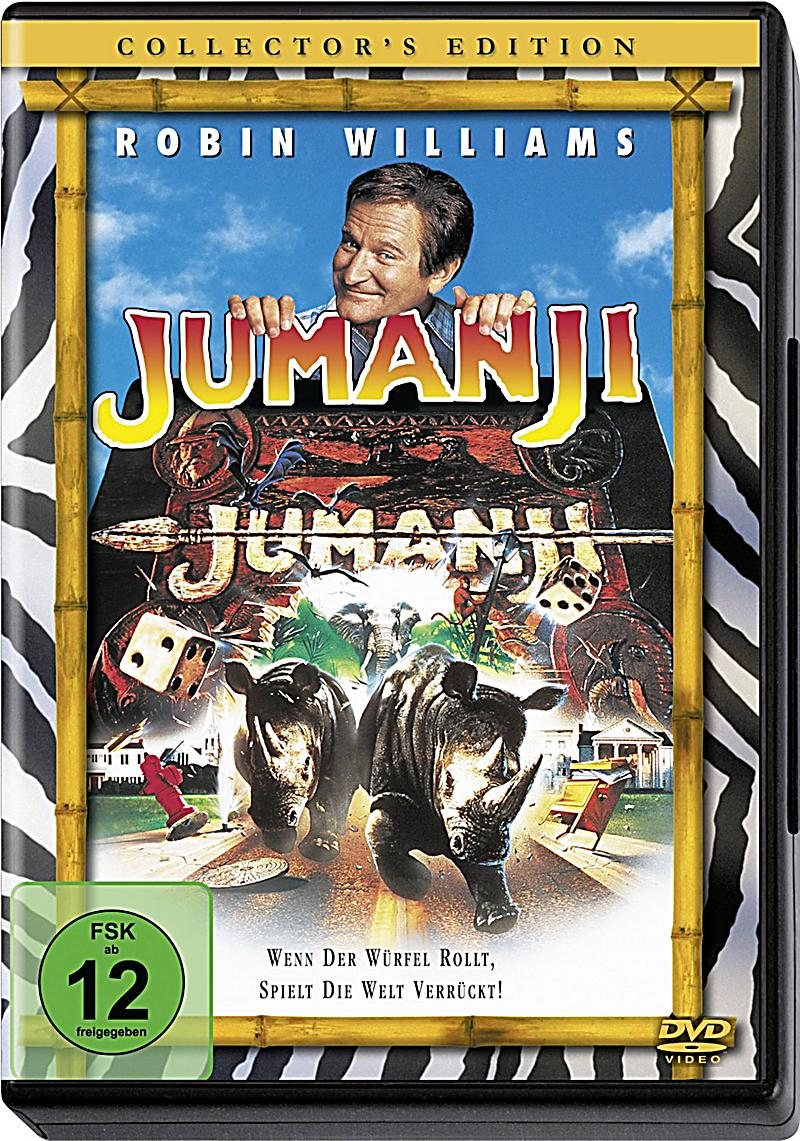 jumanji dvd jetzt bei online bestellen. Black Bedroom Furniture Sets. Home Design Ideas