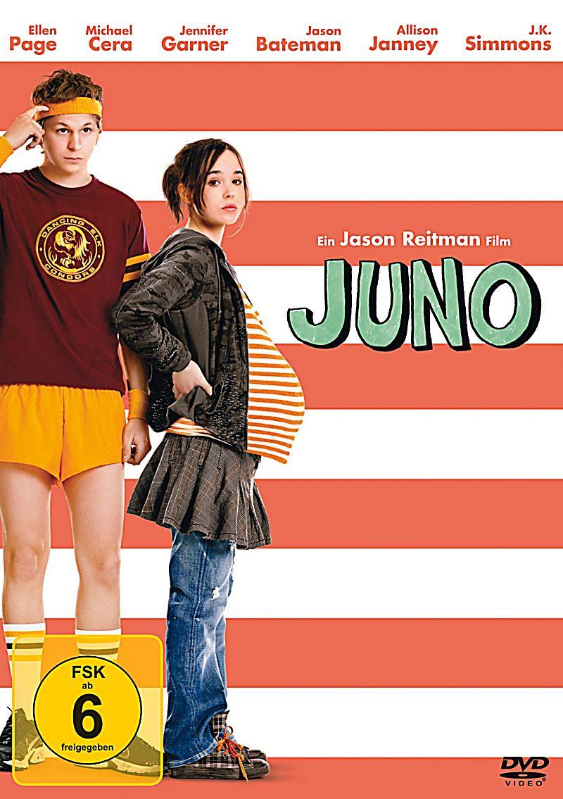 Juno - 2. Auflage, 1x DVD-9