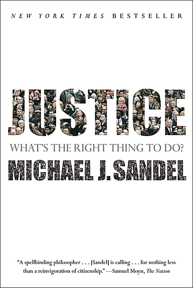 justice what's the right thing to He is a writer and producer, known for what money can't buy (2018), justice ( 2009) and the colbert  himself - author, 'justice: what's the right thing to do.