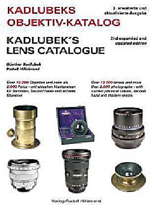 Kadlubek 39 S Objektiv Katalog Buch Portofrei Bei