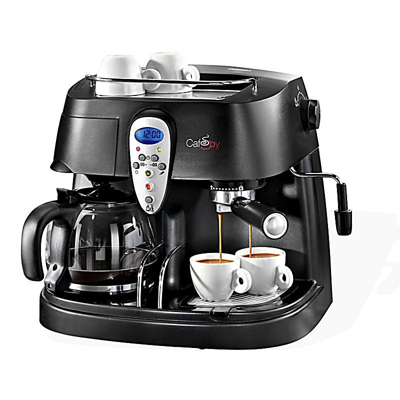 kaffee espressomaschine caf joy bestellen. Black Bedroom Furniture Sets. Home Design Ideas