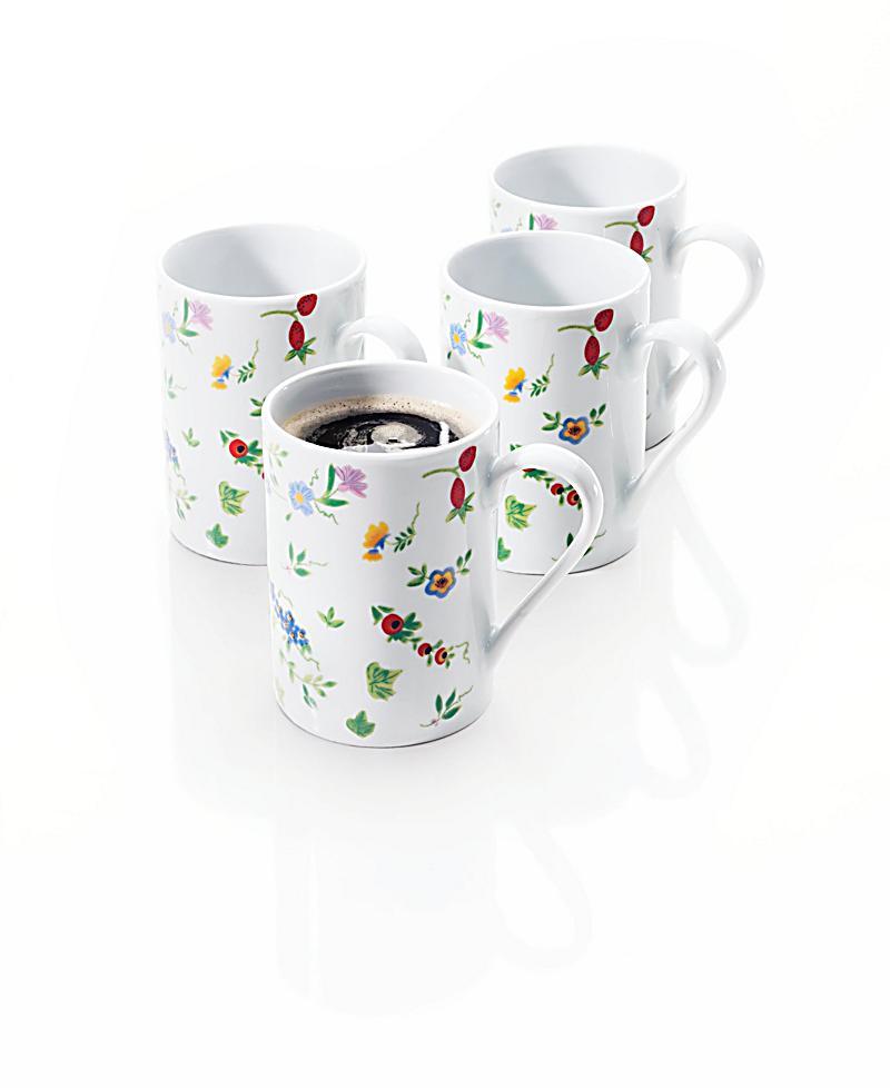 Kaffeebecher millefiori 4er set jetzt bei bestellen - Esszimmerstuhle 4er set ...