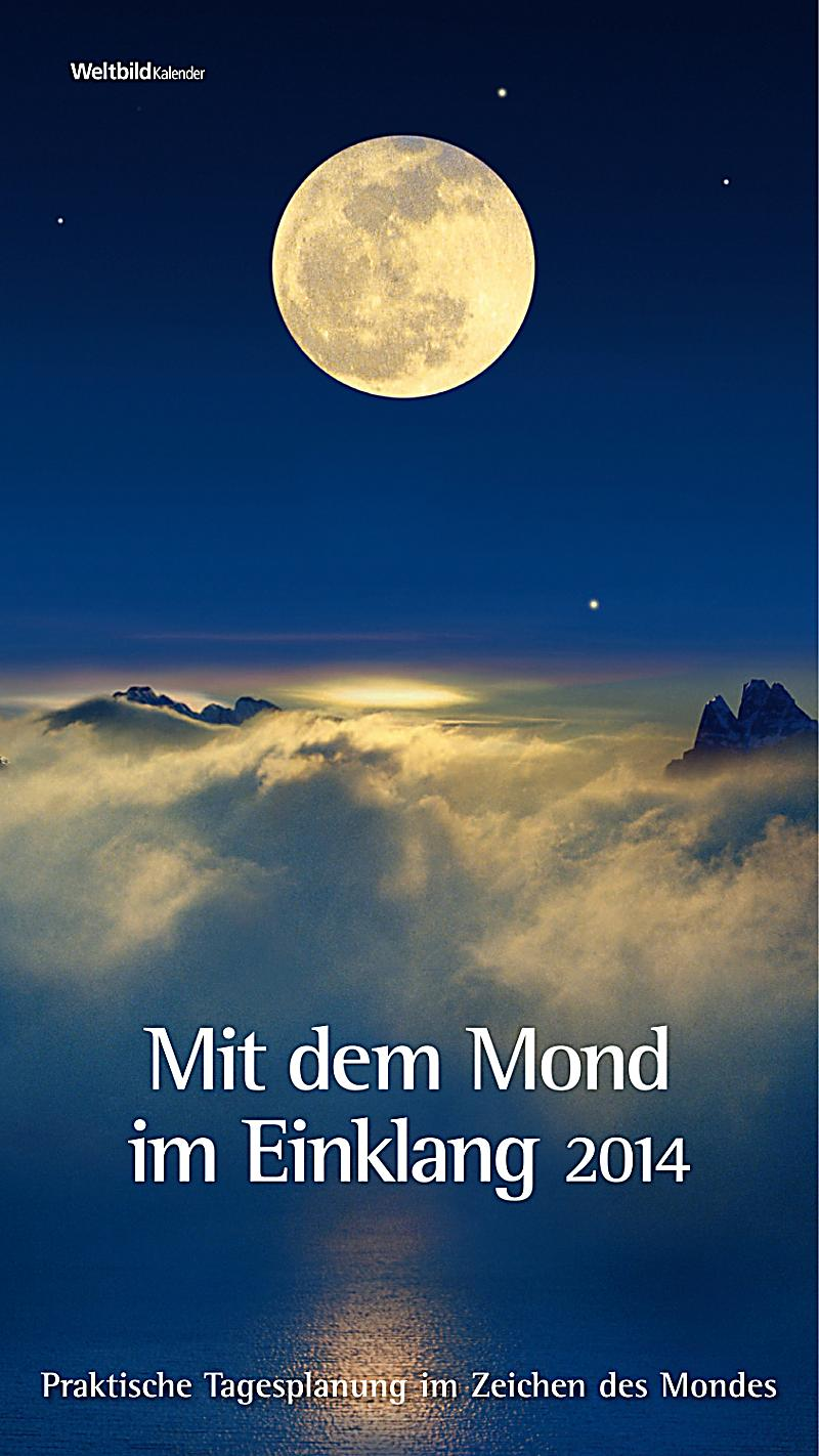 kalender mit dem mond im einklang 2014 kalender bei. Black Bedroom Furniture Sets. Home Design Ideas