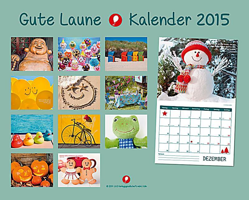 kalender paket gute laune 2015 6tlg kalender bei. Black Bedroom Furniture Sets. Home Design Ideas