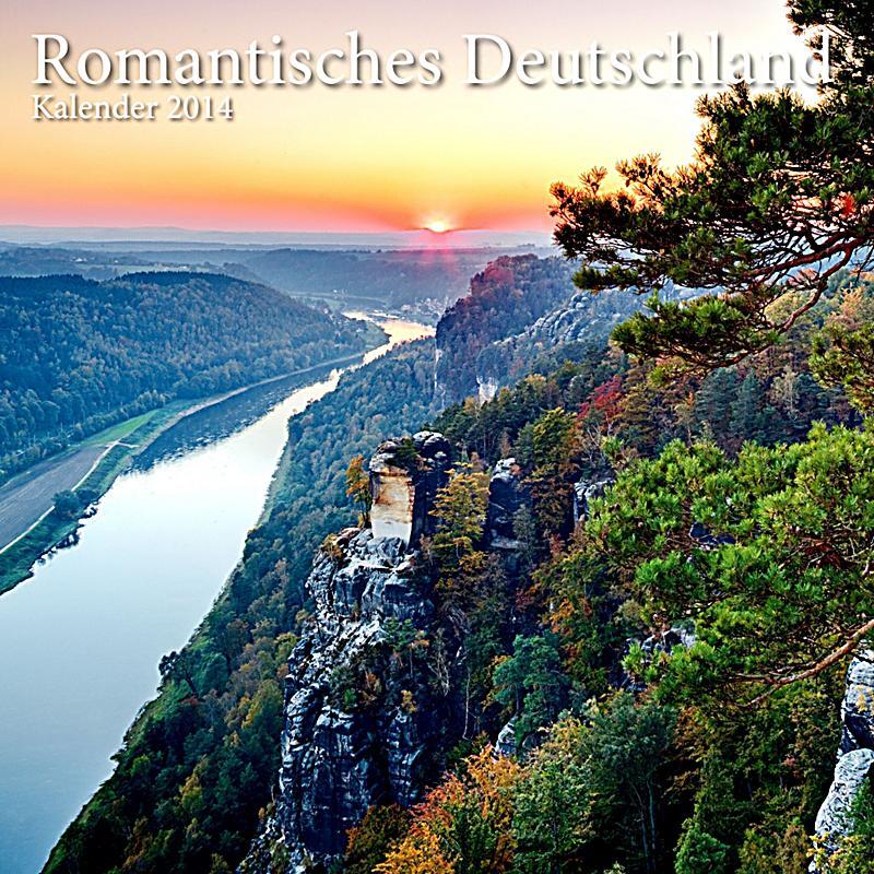 kalender romantisches deutschland 2014 broschur. Black Bedroom Furniture Sets. Home Design Ideas