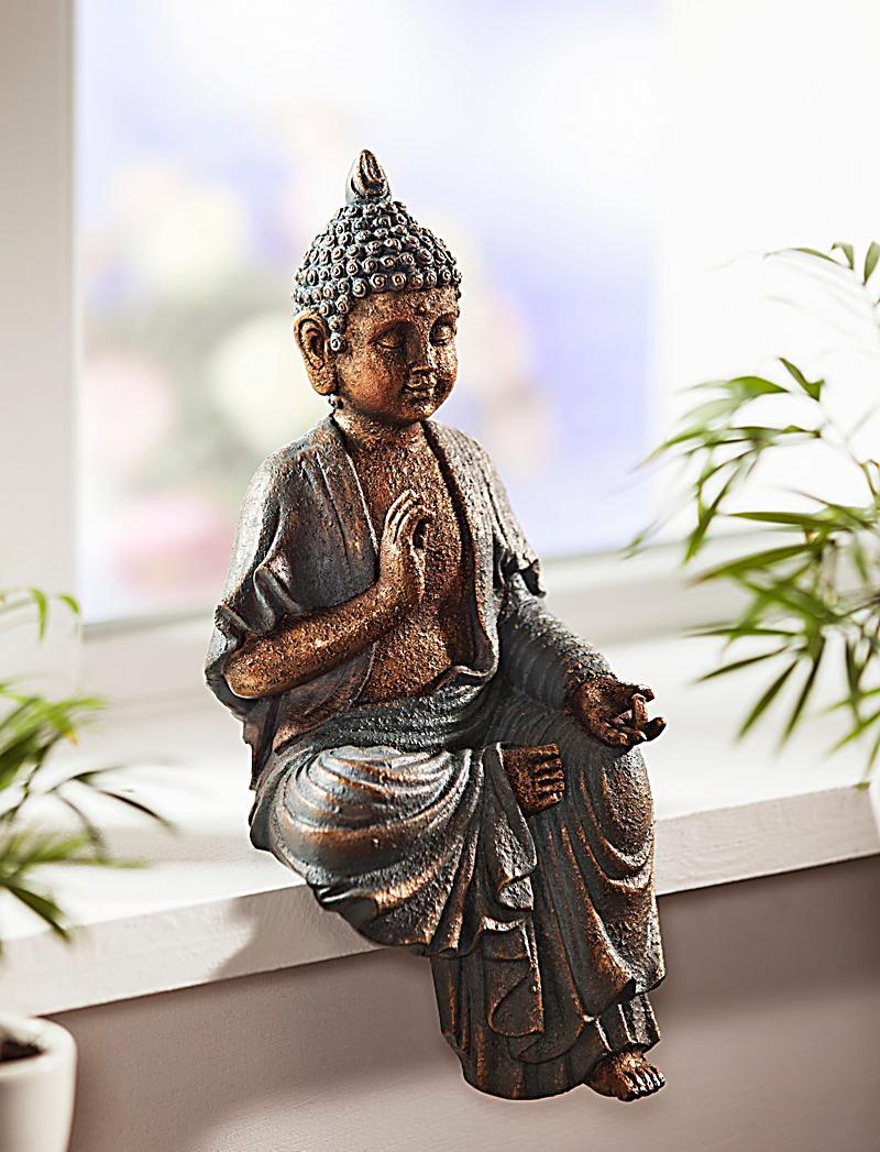 Kantenhocker buddha jetzt bei bestellen for Buddha bestellen