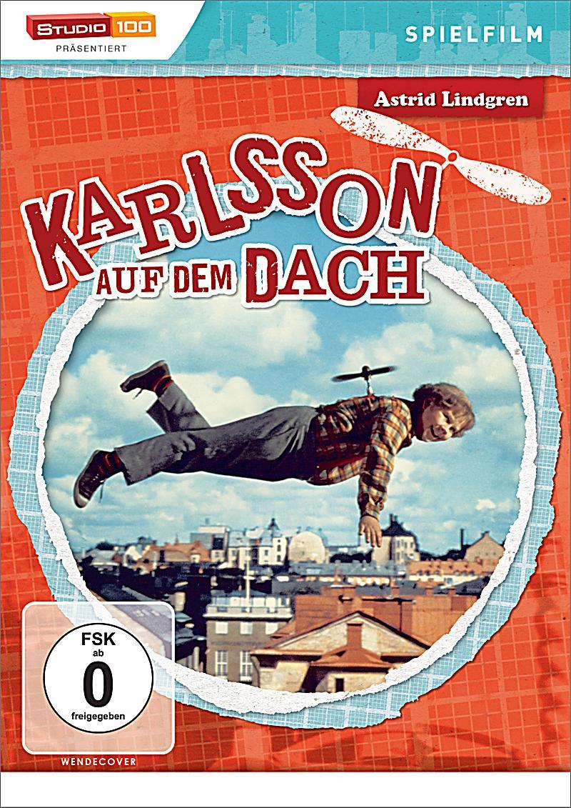 Karlsson Auf Dem Dach Der Film Dvd Bei Bestellen