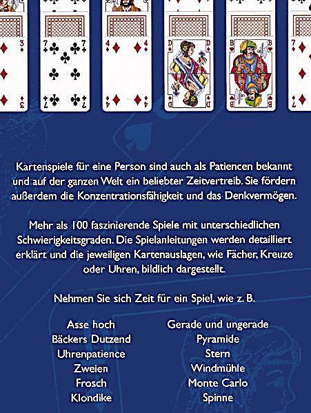 Kartenspiele für eine Person Buch portofrei bei Weltbildde ~ Kaffeemaschine Für Eine Person