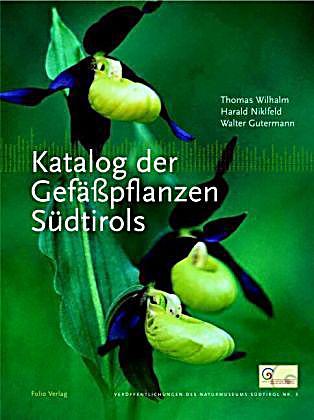 Katalog Der Gef Pflanzen S Dtirols Buch Portofrei