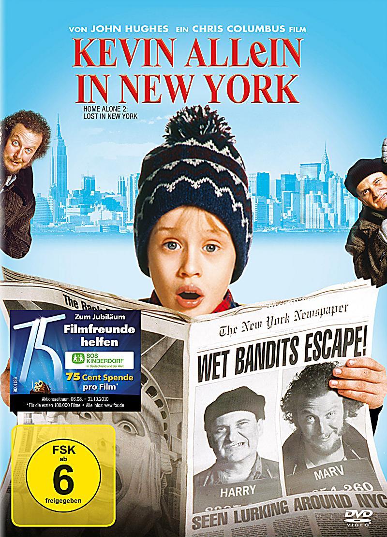 Kevin – Allein In New York