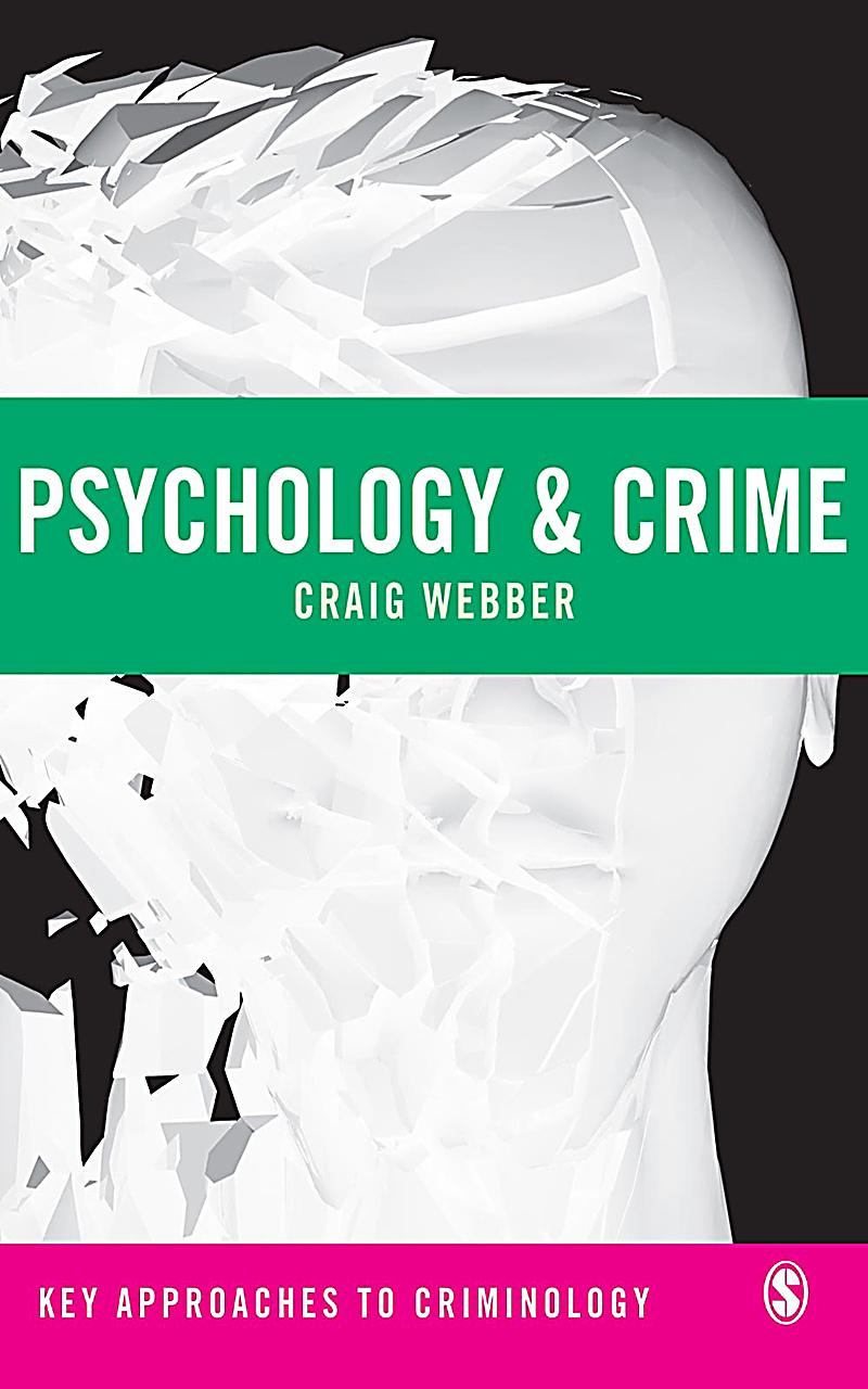criminology and crime Criminology is an area of sociology that focuses on the study of crimes and their causes, effects, and social impact a criminologist's job responsibilities involve analyzing data to determine why the crime was committed and to find ways to predict, deter.