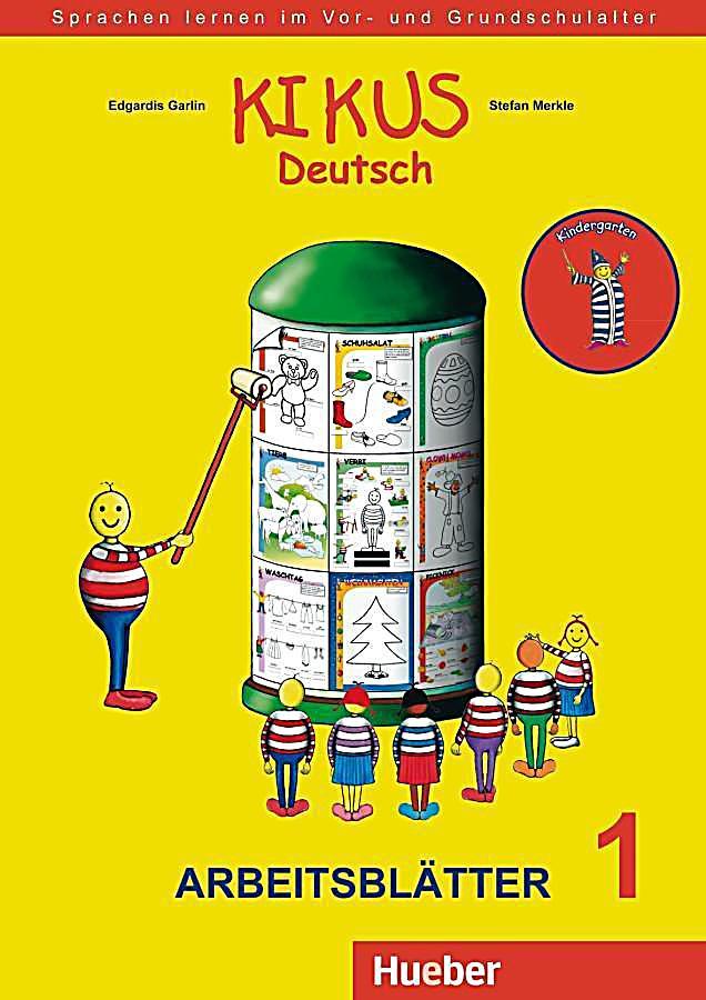 Arbeitsblätter Deutsch Jugendsprache : Kikus deutsch arbeitsblätter kindergarten buch portofrei