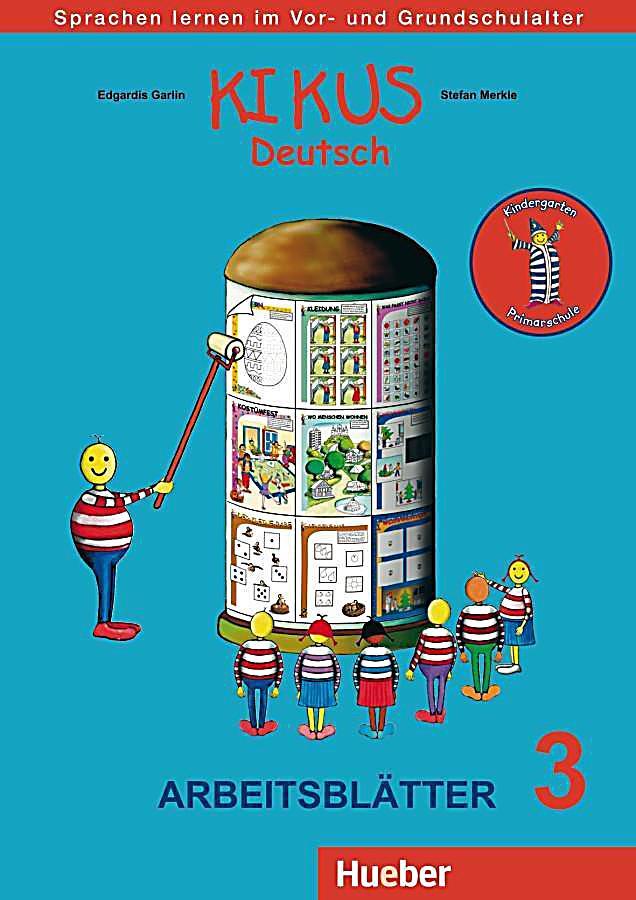 KIKUS Deutsch: Arbeitsblätter 3, Kindergarten Primarschule   Weltbild.ch