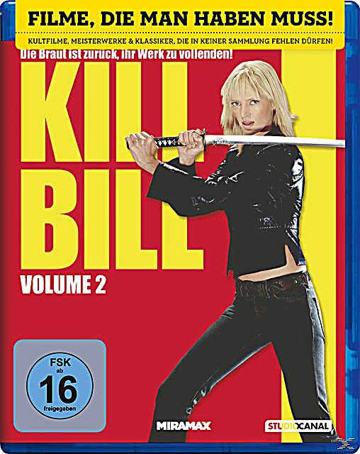 kill bill vol 2 blu ray jetzt im shop bestellen. Black Bedroom Furniture Sets. Home Design Ideas