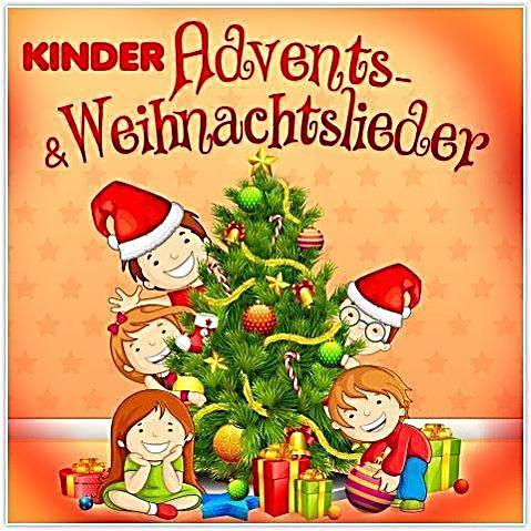 kinder advents weihnachtslieder cd von various bei. Black Bedroom Furniture Sets. Home Design Ideas
