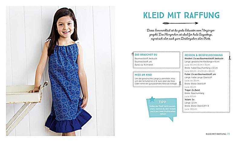 Kinderkleidung nähen ohne Schnittmuster Buch - Weltbild.at