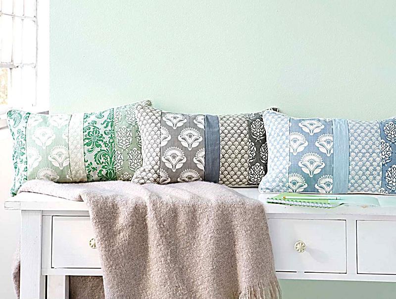 kissenh lle melange farbe blau jetzt bei bestellen. Black Bedroom Furniture Sets. Home Design Ideas