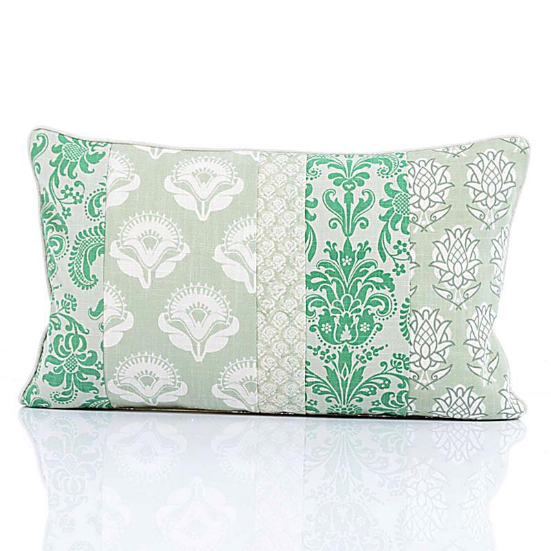 kissenh lle melange farbe gr n jetzt bei. Black Bedroom Furniture Sets. Home Design Ideas