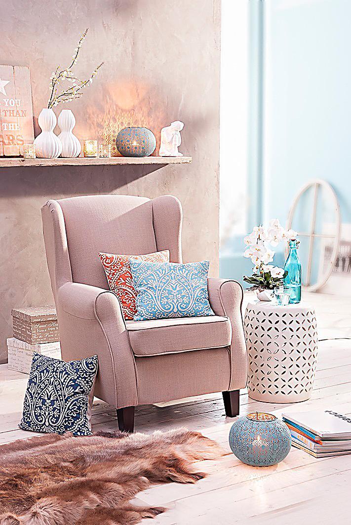 kissenh lle orient blau jetzt bei bestellen. Black Bedroom Furniture Sets. Home Design Ideas