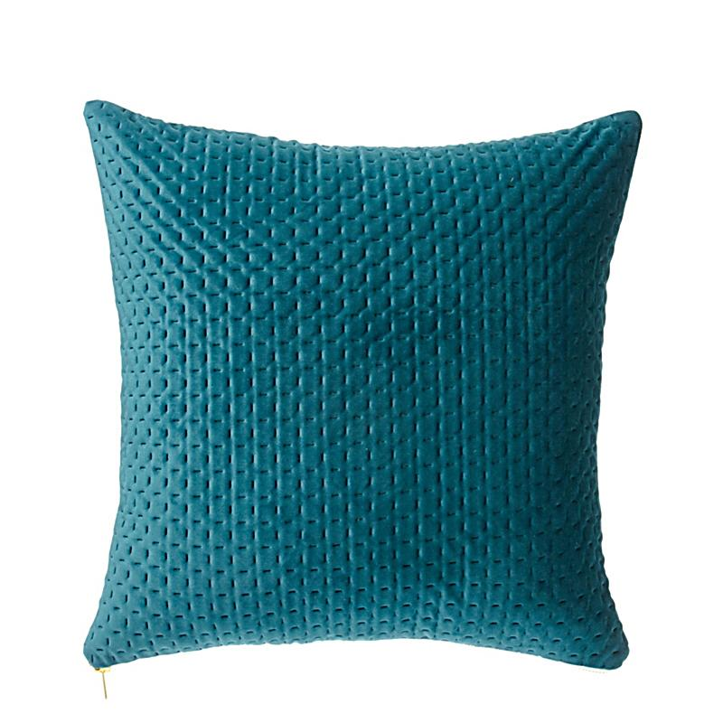 kissenh lle samt blau jetzt bei bestellen. Black Bedroom Furniture Sets. Home Design Ideas