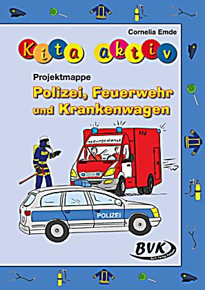 kita aktiv projektmappe polizei feuerwehr und. Black Bedroom Furniture Sets. Home Design Ideas
