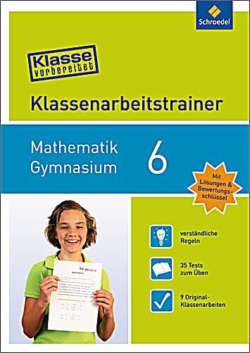 Klasse vorbereitet - Gymnasium: Klassenarbeitstrainer ...