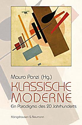 Klassische moderne buch jetzt portofrei bei for Klassische moderne