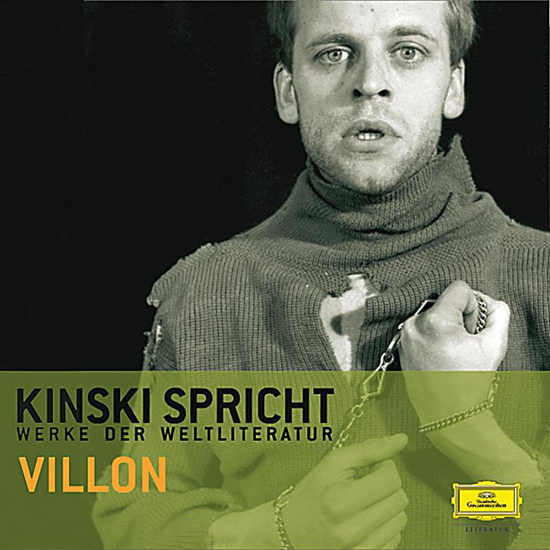 Klaus Kinski - Hörspiele