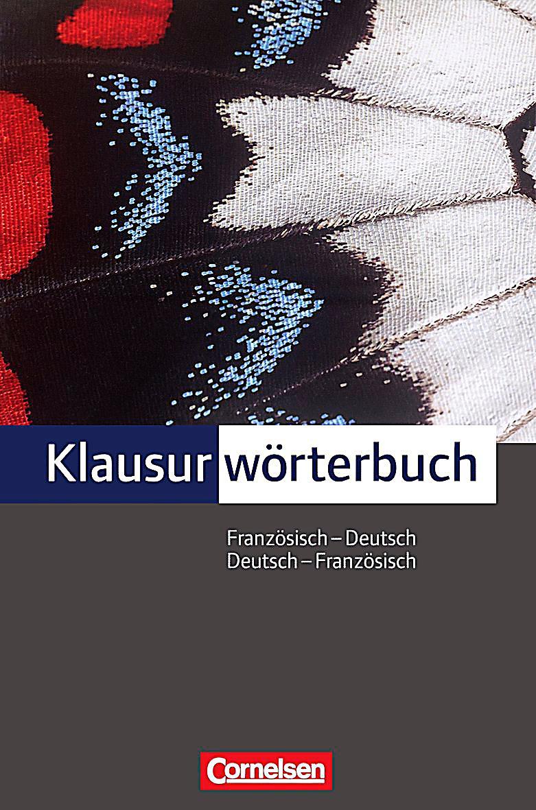 klausurw rterbuch franz sisch deutsch deutsch franz sisch. Black Bedroom Furniture Sets. Home Design Ideas