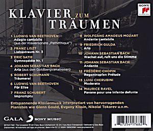 Various - Träumerei - Berühmte Pianisten Spielen Romantische Stücke