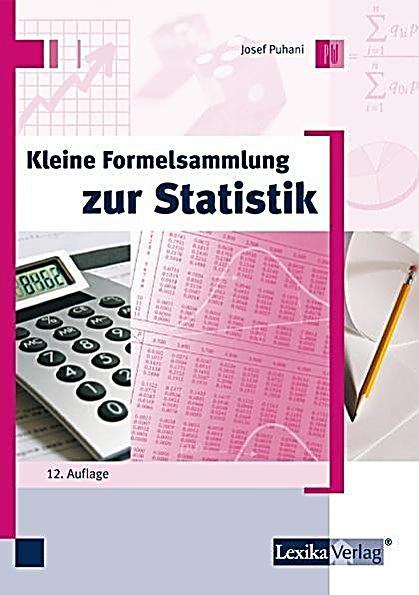 Kleine formelsammlung zur statistik buch bestellen for Statik formelsammlung