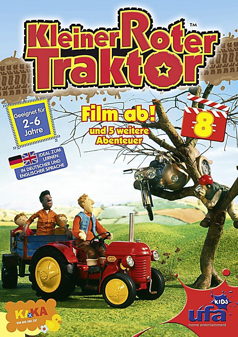 kleiner roter traktor 8  film ab dvd bei weltbildde