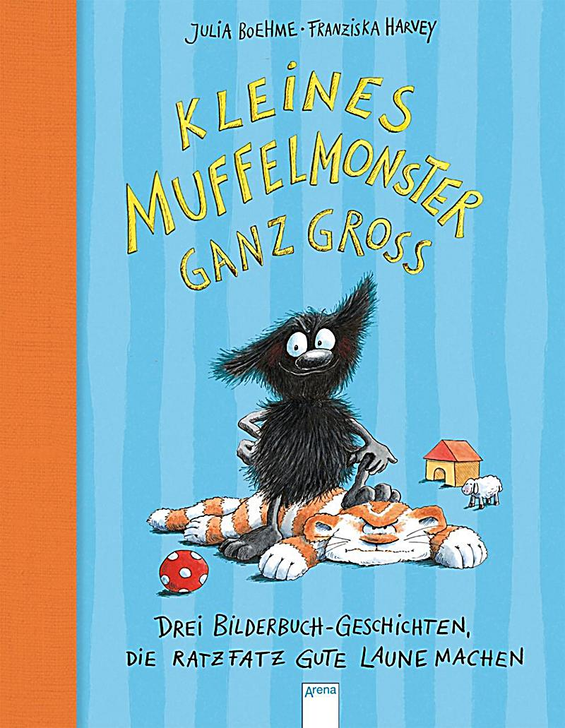 kleines muffelmonster ganz gro buch portofrei bei. Black Bedroom Furniture Sets. Home Design Ideas