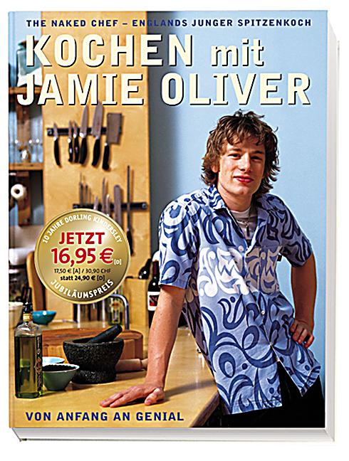 kochen mit jamie oliver buch von jamie oliver portofrei bestellen. Black Bedroom Furniture Sets. Home Design Ideas