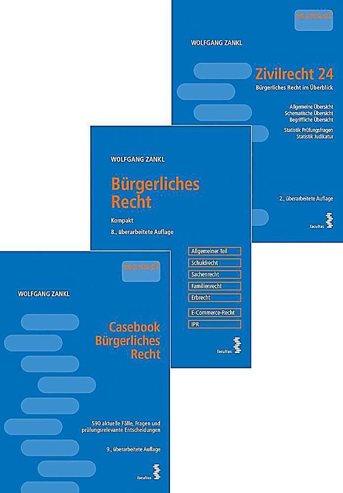 Kombipaket Casebook Bürgerliches Recht Bürgerliches Recht Kompakt