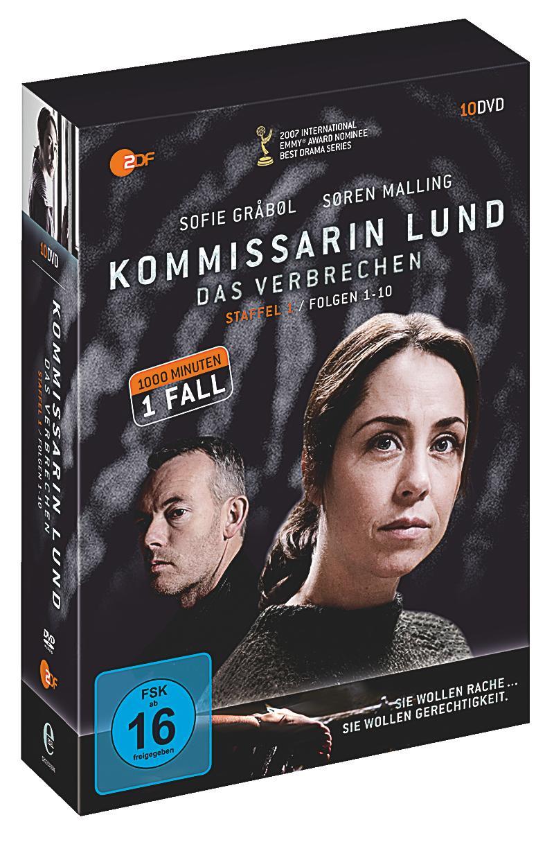 Kommissarin Lund – Das Verbrechen