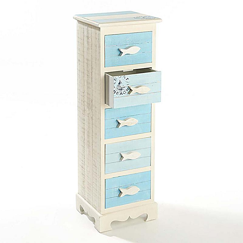 kommode hanse blau weiss jetzt bei bestellen. Black Bedroom Furniture Sets. Home Design Ideas