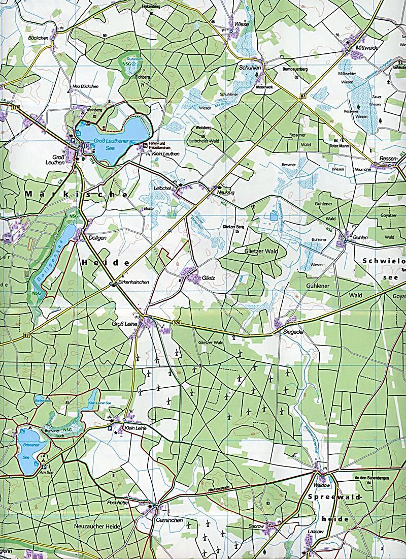 Karte Spreewald Lubbenau.Kompass Karte Spreewald Buch Bei Weltbild At Online Bestellen
