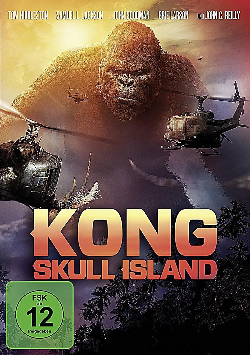 Kong Skull Island Fsk