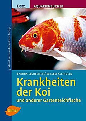 Krankheiten der koi und anderer gartenteichfische buch for Koi krankheiten