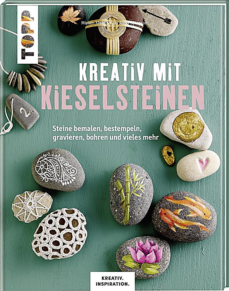kreativ mit kieselsteinen buch portofrei bei. Black Bedroom Furniture Sets. Home Design Ideas