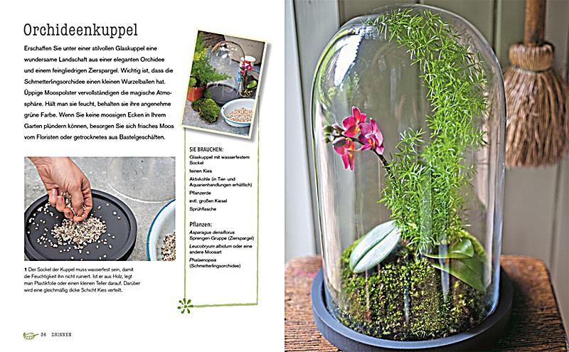 kreativ mit pflanzen buch jetzt bei online bestellen. Black Bedroom Furniture Sets. Home Design Ideas