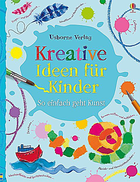 kreative ideen f r kinder buch von fiona watt portofrei. Black Bedroom Furniture Sets. Home Design Ideas