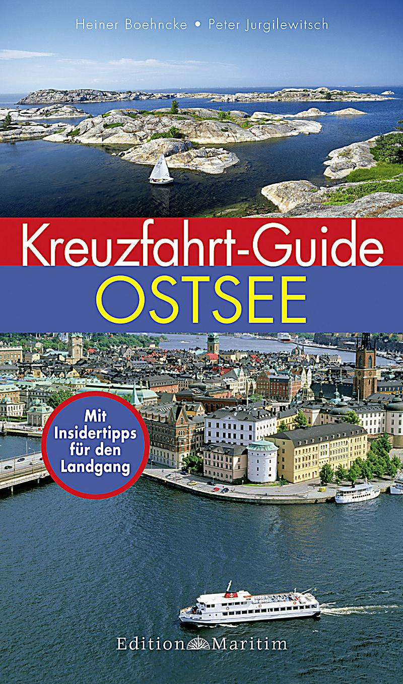kreuzfahrt guide ostsee buch portofrei bei. Black Bedroom Furniture Sets. Home Design Ideas