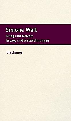 "simone weil essay on the iliad 2 simone weil, ""the iliad, or the poem of force,"" in simone weil and rachel bespaloff, war and the iliad (new york: new york review books, 2005), 3-37 for weil, the."