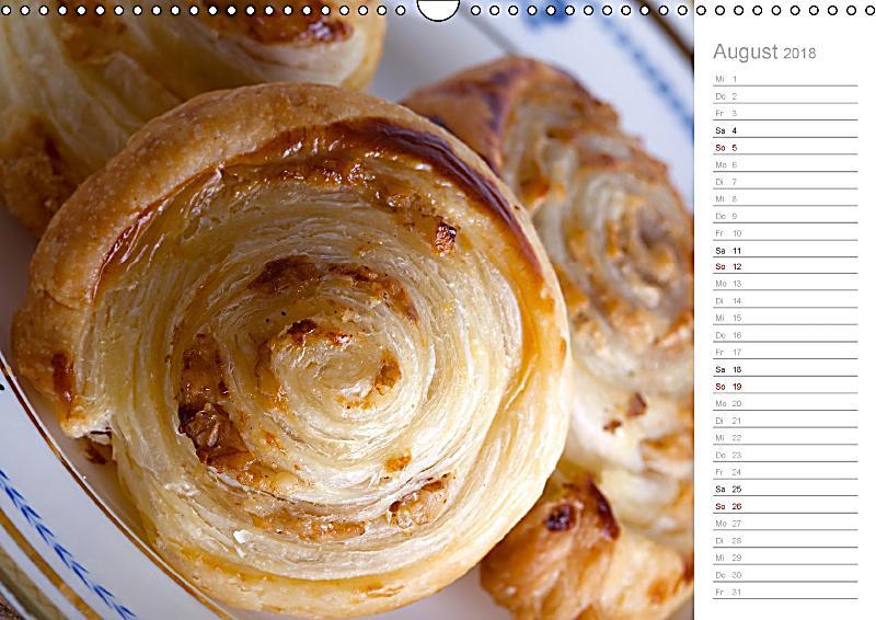 K chenkalender 2018 wandkalender 2018 din a3 quer - Klebefliesen ka chenwand ...