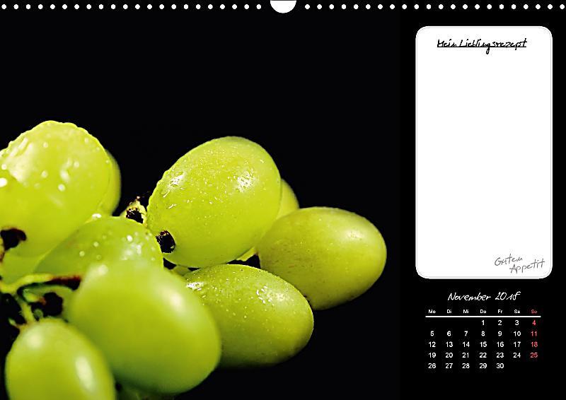 K chenkalender guten appetit wandkalender 2018 din a3 quer - Klebefliesen ka chenwand ...