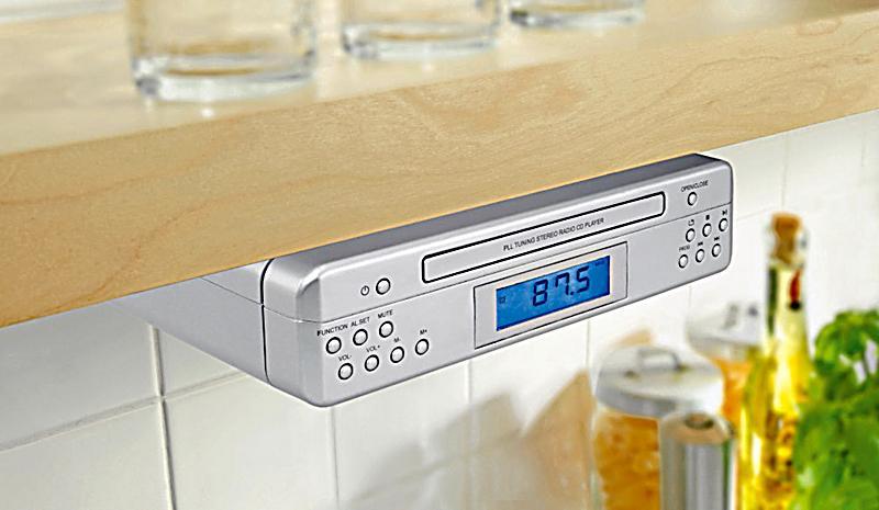 k chenradio mit cd player jetzt bei bestellen. Black Bedroom Furniture Sets. Home Design Ideas