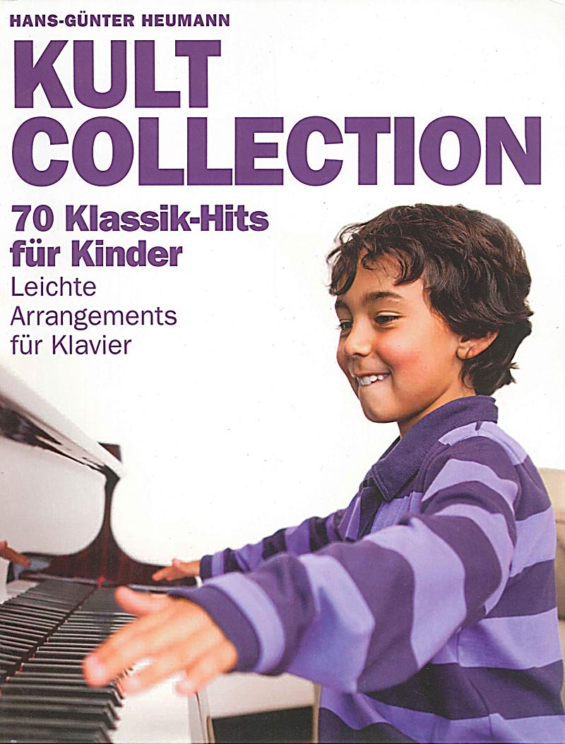 9783865437495 - Kult Collection, Klavier - Buch